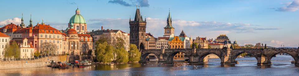 Praha - raj pre turistov