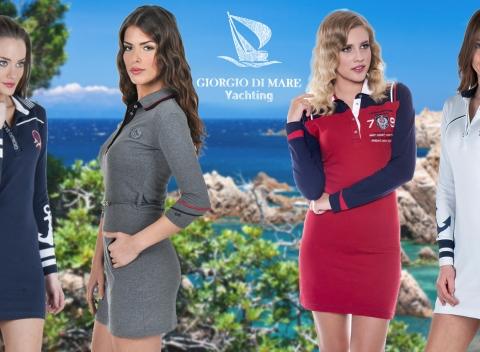 5f4c709fc533 Dámske šaty značky Giorgio Di Mare - na výber až 9 modelov a poštovné  zdarma!