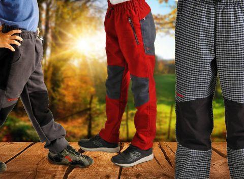 dbca6b51c7d7 Športové nohavice Benesport pre deti ideálne na turistické výpravy s  rodičmi.