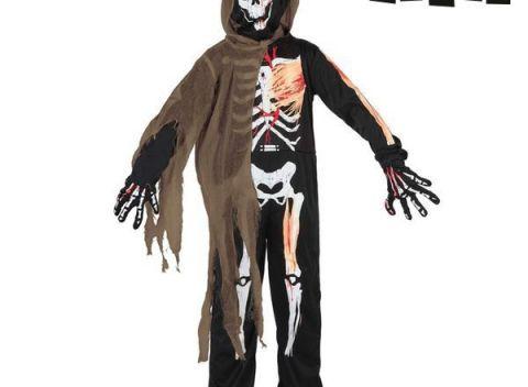 26adf6f12647 Fantastický kostým pre deti na karnevalovú párty - Platina Th3 Party  Kostra. Slovensko Oblečenie