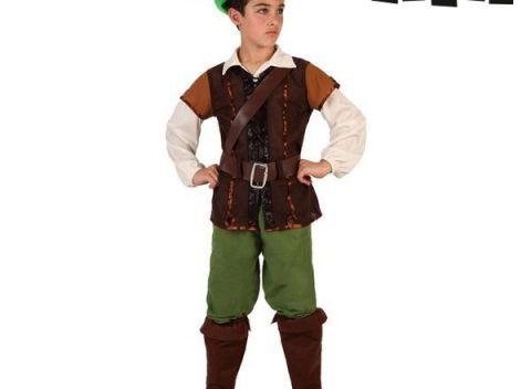 d3a02d2d52b9 Fantastický kostým pre deti na karnevalovú párty - Platina Th3 Party  Chlapec z lesa. Slovensko Oblečenie