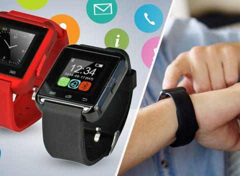 04e1ef200c5 Inteligentné hodinky Smart Watch v 3 farebných prevedeniach - Myslite Smart!