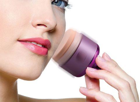Elektrická Labutienka na Púder Pretty U - budete môcť nanášať kozmetické  výrobky úplne rovnomerne. 114c27cdc4b