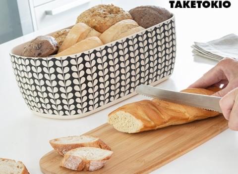 Na uchovávanie pečiva si kúpte originálny chlebník s bambusovou doskou  TakeTokio. cfa9f9fc234