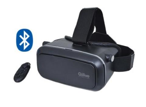 Nechajte sa unášať na vlnách digitálneho sveta! Okuliare pre virtuálnu  realitu + diaľkové ovládanie. b0790057912