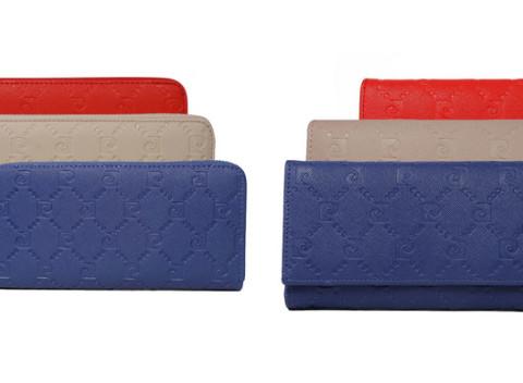 3650e34365 Dámske peňaženky Pierre Cardin s vonkajším a vnútorným zapínaním