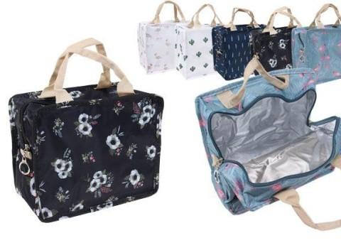 56c408511c169 Cestovná termo taška ideálna na výlety do prírody, do práce alebo na detskú  stravu.