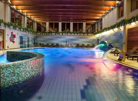 345121ad4274e Ultra last minute alebo letný pobyt s polpenziou vo Wellness hoteli  Diplomat ****