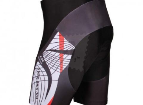 da5f69d01 Pánské cyklistické šortky s gelovou výztuží - na výber 9 farebných variant.