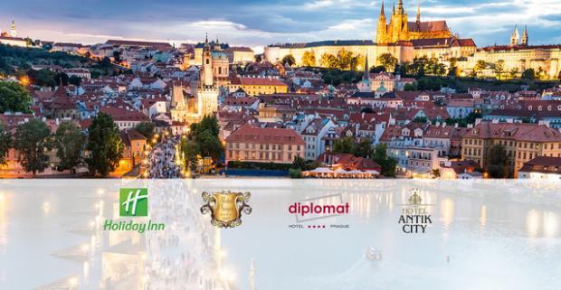 Vždy krásna Praha s ubytovaním v 4* hoteli podľa vášho výberu. Spolu s využitím jedinečného wellness vo dvojici.