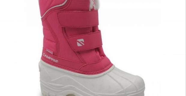 Detské zimné topánky značky Campri. Dokonalá obuv s tvarovanou podrážkou 94b1f85666b