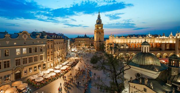 Viacdňový pobyt v jednom najkrajších poľských miest v Krakove. Ubytovanie s raňajkami v hoteli Petrus*** len 1,5 kilometra od centra mesta.