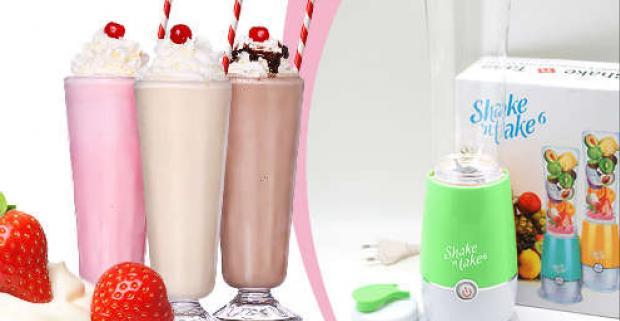 Výborný Smothie mixér Shake n Take. Skvelý tip na letné osvieženie. Výborný tip aj ako darček. Lacno, rýchlo a si jednoducho vytvorte vynikajúci nápoj.