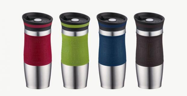 Nestíhate ráno vypiť svoju šálku kávy? Nevadí! Vyrazte na cestu so skvelým termohrnčekom a zoberte si svoj voňavý ranný dúšok zo sebou.