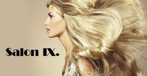 Poukážka na všetky kadernícke služby v Salóne IX. Darujte krásu a pôvab, darujte odbornú starostlivosť o vlasy ušitú na mieru.