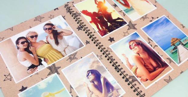 Krásna fotokniha plná dovolenkových spomienok od Copy.sk. Vytvorte si nezabudnuteľný darček a majte svoje spomienky v peknom fotoalbume.