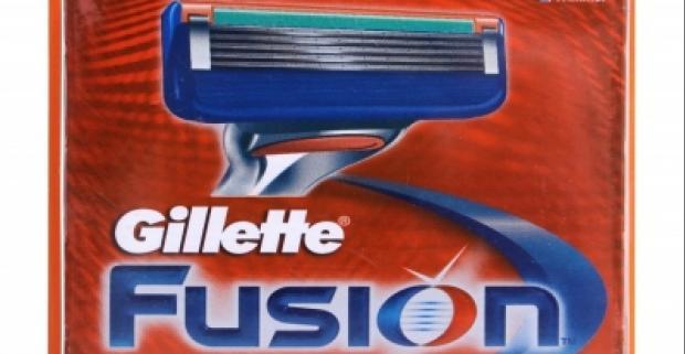 Nech sa stane z vášho holenia zážitok! Skvelé 8 kusové Gillette Fusion žiletky. Tenšia a užšia čepeľ, ktorá sa ľahučko kĺže po strnisku.