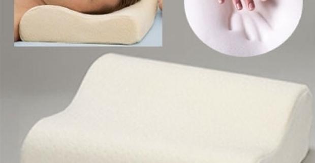 Doprajte si aj vy pohodlný a komfortný spánok na kvalitnom vankúši z pamäťovej peny. Materiál vhodný pri zdravotných problémoch.