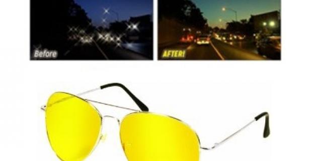 Nočné a denné okuliare pre vodičov. Používajte v lete aj v zime v každom počasí, pre Vašu bezpečnosť aj pre bezpečosť ostatných.