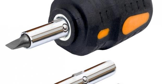 Potrebujete niečo opraviť a chýba vám skrutovač? Máme riešenie pre vás! Kúpte si praktickú 5 kusovú sada so skrutkovačom.