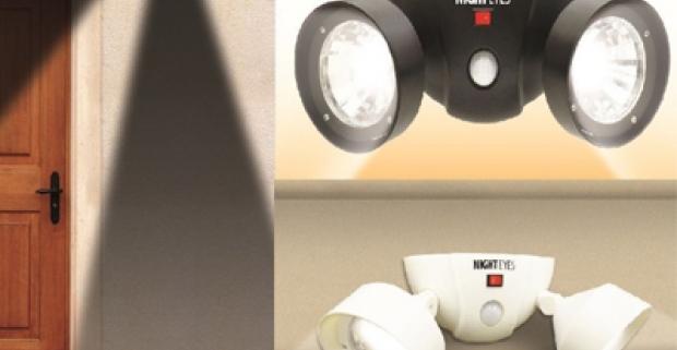 Svetlo všade tam kde je to potrebné! Vneste svetlo do tmy, a istotu do vášho života pomocou dual LED lampy so senzorom pohybu!