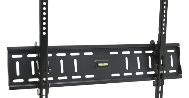 Praktická a spoľahlivá nástenná konzola otočná na TV, monitory a iné zariadenia, ktoré sú kompatibilné s VESA systémom.