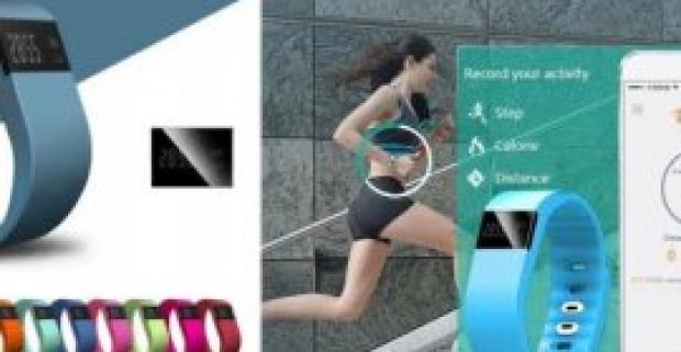 Inteligentný fitness náramok s displejom si určite nájde svojich priaznivcov medzi ľuďmi, ktorí chcú mať prehľad o svojich aktivitách.