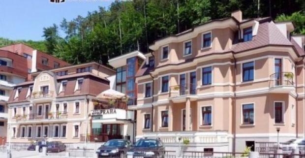 Zažite pobyt plný rozmaznávania v kúpeľnom meste Trenčianske Teplice v Garni hoteli Praha. Užijete si kúpele, wellness, masáž a polpenziu.