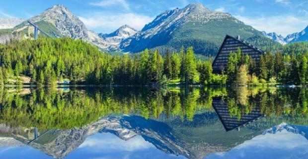 Vezmite si na pár dní voľno a hor sa na hory v každom ročnom období! Komfortný pobyt v rodinnom hoteli Nezábudka*** vo Vysokých Tatrách.