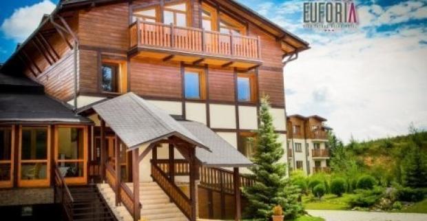Vydajte sa na rodinnú dovolenku tam, kde sa nebudete nudiť ani na chvíľku. Pobyt plný zážitkov a relaxu vám zaručí hotel Eufória v Tatrách.
