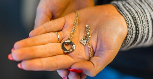225576c632 Šperky svetoznámej módnej značky Guess. Šperky