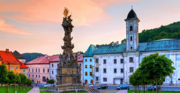 Vychutnajte si oddych a objavte najtajnejšie zákutia v historickom banskom meste, ktoré má prívlastok