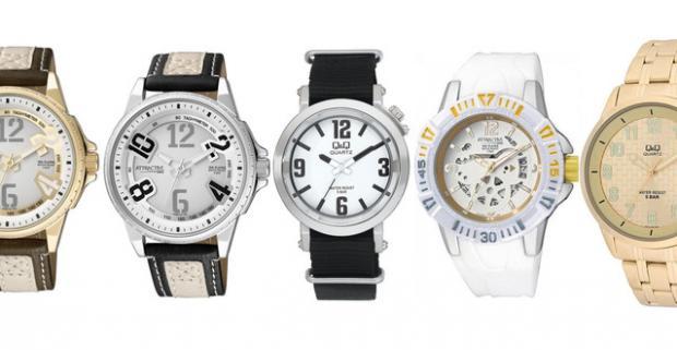 Každá minúta sa počíta, preto majte správny čas stále po ruke - so štýlovými pánskymi a dámskymi hodinkami nezmeškáte žiadnu schôdzku.