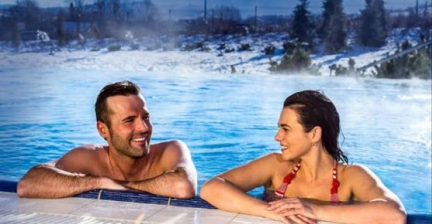 Doprajte si jedinečný zážitok a oddýchnite si počas celého roka! Pobyt v hoteli Rezident*** Turčianske Teplice s polpenziou a procedúrami.