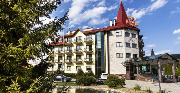 Doprajte si parádny relax a načerpajte energiu v poľskom kúpeľnom mestečku Muszyna. Wellness pobyt v luxusnom rodinnom 4* Hoteli Klimek.