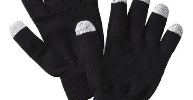 Ovládajte svoj telefón aj v tej najväčšej zime pomocou špeciálnych rukavíc, ktoré reagujú na displej rovnako citlivo ako vaše ruky.