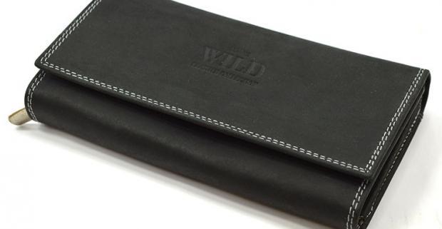 Luxusne spracovaná dámska peňaženka z kvalitnej kože vás prekvapí svojou funkčnosťou a stane sa ozdobou každej kabelky.