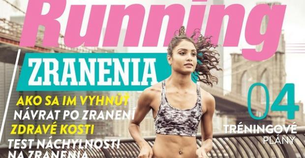 Časopis RUNNING je kompletný sprievodca behaním a všetkého, čo s behom súvisí. Teraz môžeš mať exkluzívne časopisy za polovicu!