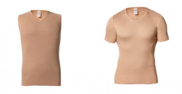 4df573bc1414 Neviditeľné pánske a dámske tričká alebo tielka. Dajte…