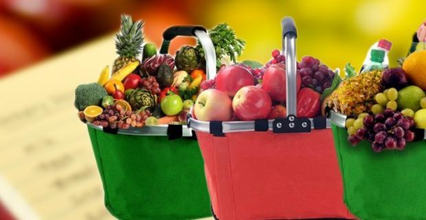 Dajte zbohom predraženým, neekologickým a nekvalitným igelitkám. Je tu skladací košík na nákup, piknik, chalupu alebo chatu.