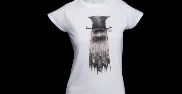 87d809d7454a Príšerkovské dámske aj pánske tričká