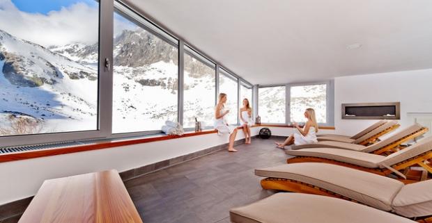 Pobyt v luxusnom hoteli Sliezsky dom s privátnym wellness pod Gerlachovským  štítom v Tatrách. 97fbcd88af8