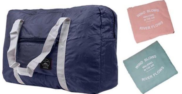 41fbd153886fc Skladacia cestovná taška Boxin ideálny ako príručná batožina ...