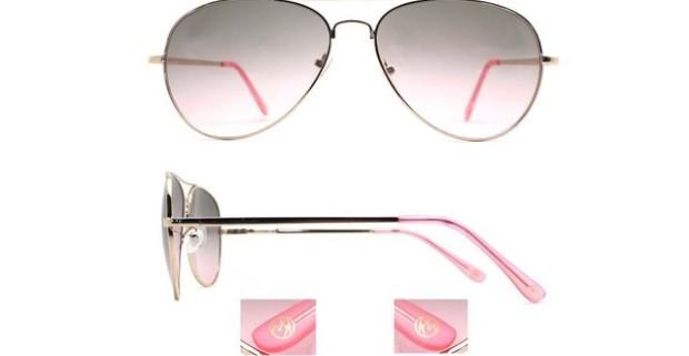 7e9adb5e2 Chráňte si zrak štýlovo!,Slnečné okuliare značky Kaytie Wu aj s púzdrom.