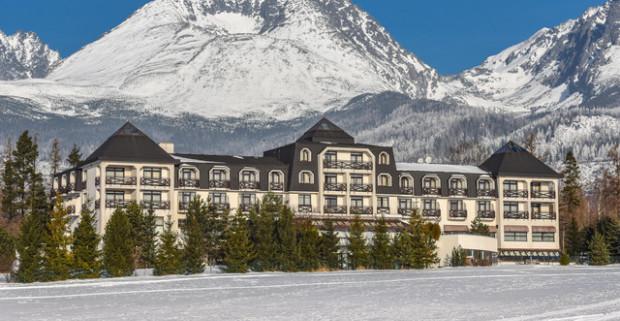 d6831f0cff21 Štýlový Novoročný pobyt s príjemným wellness v novootvorenom 4  hoteli  Hubert pod tatranskými štítmi.