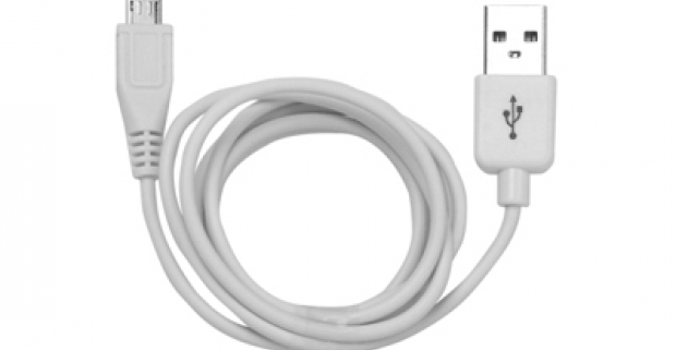 Micro USB nabíjací kábel, kompaktný s každým výrobkom s micro USB výstupom. Dá sa použiť aj na nabíjanie aj na prenos dát.