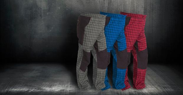 15b22193b9f1 Pánske športové nohavice Praktické a pohodlné oblečenie značky Neverest