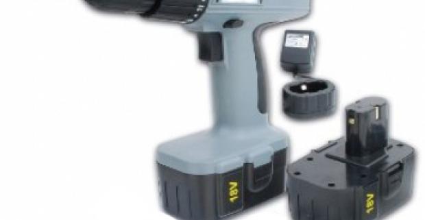Akumulátorová vŕtačka s2 batériami, darček pre domácich kutilov. Jednoduché a rýchle používanie, nastavenie krútiaceho momentu.