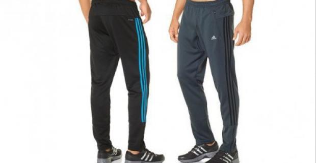 198482787ec2 Pánske športové nohavice značky adidas Performance. Pohodlné a praktické  oblečenie pre šport s »Climalite« technológiou.