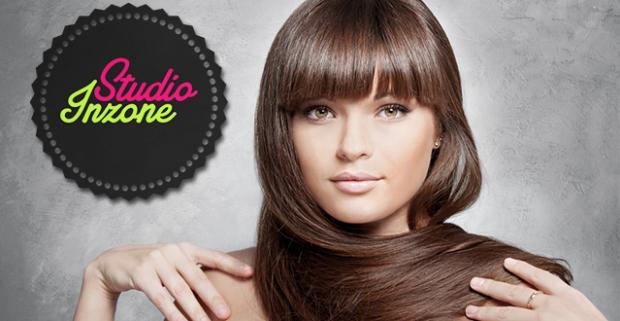 Kompletný dámsky strih alebo regeneračné ošetrenie vlasov keratínom ... 9c8b491847c